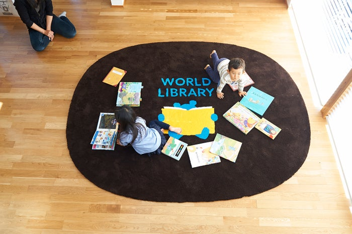 WORLDLIBRARY/画像提供:虎ノ門ヒルズ