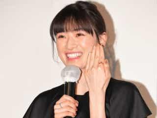 優希美青、衣装で身につけた指輪を見せ「婚約発表みたいになっちゃった」