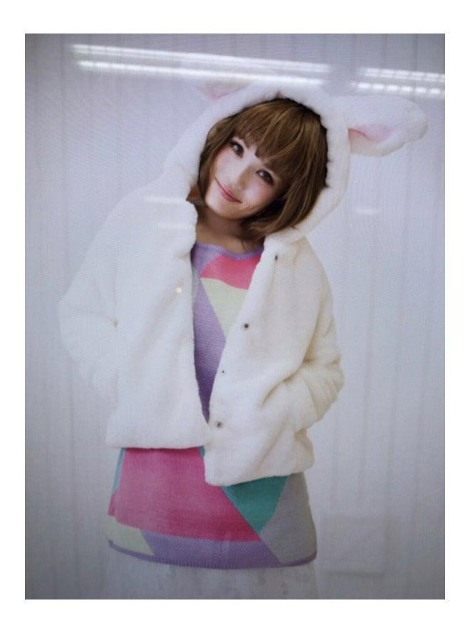 別人級の変身を遂げた平野ノラ/オフィシャルブログ(Ameba)より