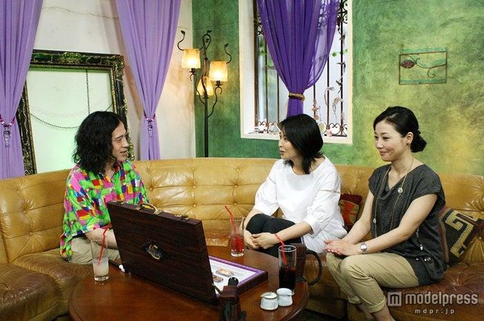 左から:又吉直樹、松たか子、西川美和監督/画像提供:関西テレビ
