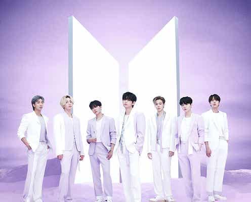 BTS、日本オリジナル曲「Stay Gold」のMVが2億再生突破