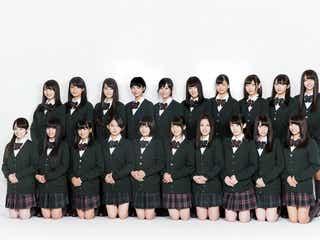 欅坂46、FNS歌謡祭で、デビュー前に初のテレビパフォーマンス!メンバーが意気込みを語る