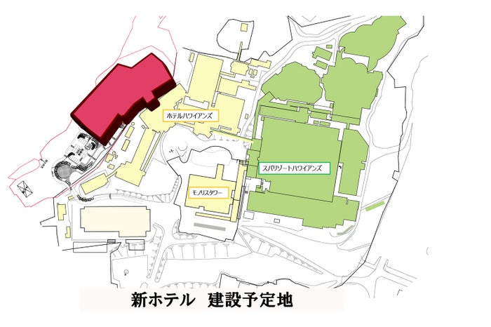 カピリナタワー/画像提供:常磐興産