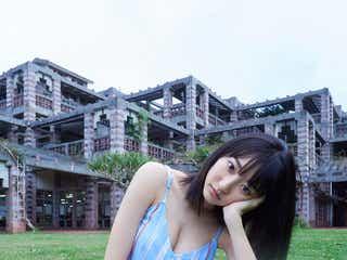 武田玲奈、フォトブック第3弾発表 可愛くて大胆な姿で韓国満喫