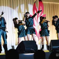 モデルプレス - モーニング娘。 が日本代表を激励 ソチ五輪壮行会でパワフルライブ