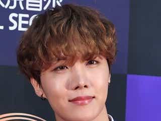 BTS・J-HOPE、ハイトーンヘアに大胆イメチェン「金髪似合いすぎ」「イケてる」と絶賛の声