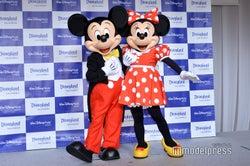 ミッキー、ミニー(C)モデルプレス(C)Disney