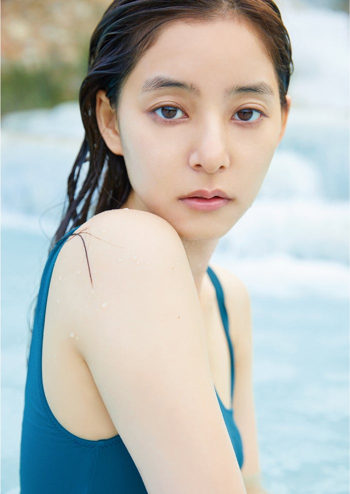 新木優子/『honey』収録カット (提供写真)