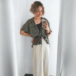 大人世代が学びたい! この夏のスタイルを美しく見せる、服の選び方と着こなし4選