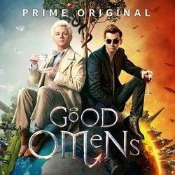 Amazon『グッド・オーメンズ』世界の滅亡を阻止したい、悪魔と天使の世紀末コメディ