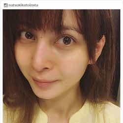 モデルプレス - 妊娠中の加藤夏希、すっぴん公開で産後ダイエットに意欲「痩せたいけど食欲が止まらない」