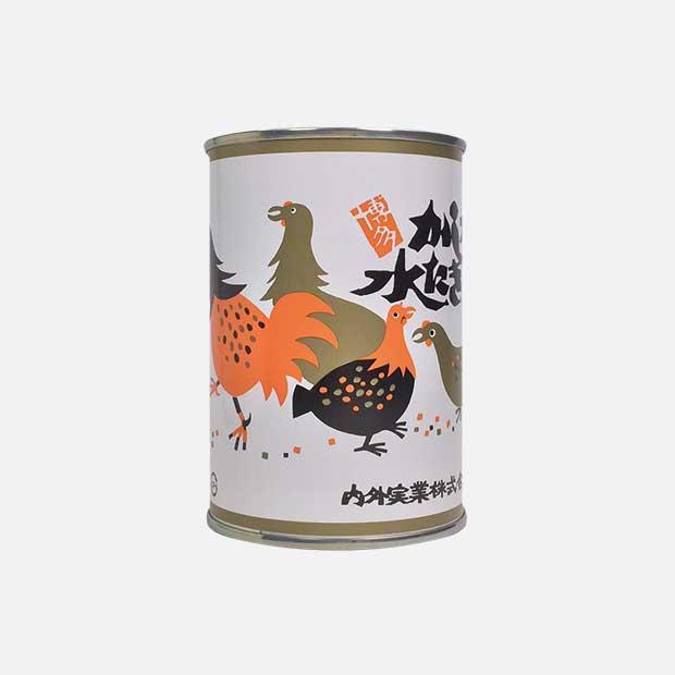 博多水炊き缶詰/画像提供:横浜赤レンガ倉庫