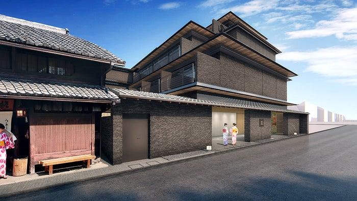 京都悠洛ホテル二条城別邸 Mギャラリー(提供画像)