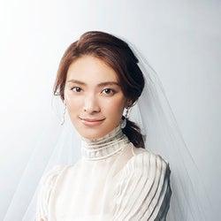 秋元才加「結婚したい」理想のプロポーズ&挙式語る ウエディングドレス姿を披露