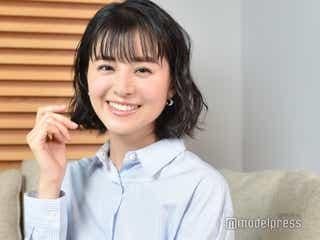 鈴木ちなみ、結婚後の変化を明かす「些細なことでも話せる相手ができた」<インタビュー>