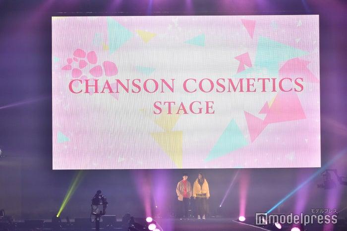 「CHANSON COSMETICS(シャンソン化粧品)」ステージ (C)モデルプレス