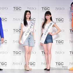 ティモンディ前田裕太、寺島季咲さん、千葉紀佳さん、高岸宏行(C)モデルプレス