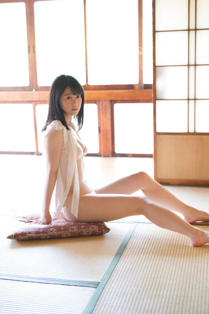 妖精かなめ/撮影:佐藤裕之(画像提供:週刊SPA!編集部)