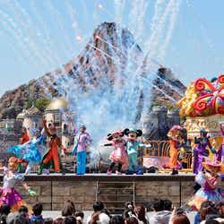ファッショナブル・イースター(C)Disney