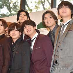 「ABUテレビソングフェスティバル」に出演するHey! Say! JUMP(C)モデルプレス