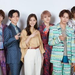 超特急、新木優子&高良健吾主演「モトカレマニア」主題歌に決定