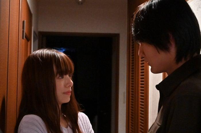 桜井ユキ、中川大志/「G線上のあなたと私」第8話より(C)TBS