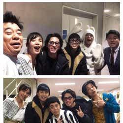 モデルプレス - ワンオクTaka「めちゃイケ」豪華メンバーとのレアショット披露「僕の青春」