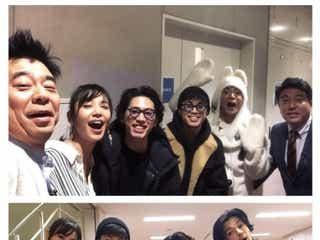 ワンオクTaka「めちゃイケ」豪華メンバーとのレアショット披露「僕の青春」