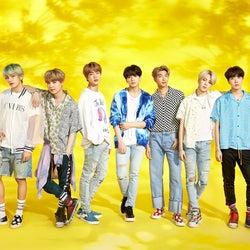 BTS「FNS歌謡祭」初出演 「FAKE LOVE」日本語ver.テレビ初披露