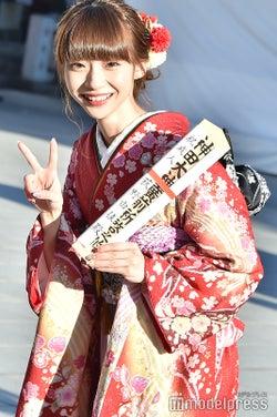 荻野由佳 /AKB48グループ成人式記念撮影会 (C)モデルプレス