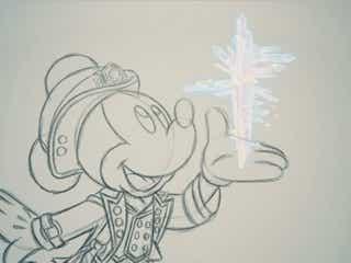 ディズニー、キャラクターが生まれる瞬間 シー15周年イベントで初の試み