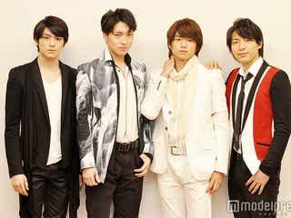 """「花より男子」ミュージカル出演""""イケメン""""F4の素顔とは 共演者が明かすそれぞれの印象<インタビュー>"""