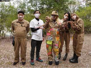 DJ KOOが「猛毒コブラの毒吹きシーン」撮影にチャレンジ<DJ KOOのどうぶつ最KOOOO!!>
