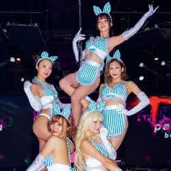 パリオンgirls(C)井上太郎/週刊プレイボーイ