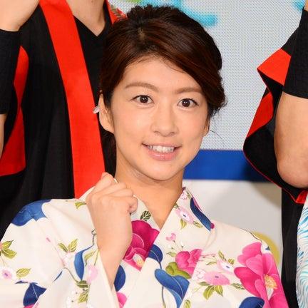 第2子妊娠中のフジ生野陽子アナ、産休入りを報告