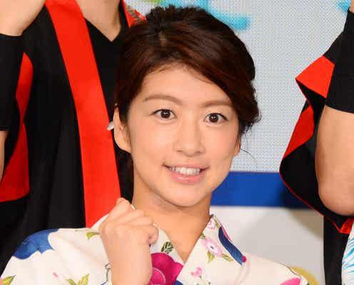 フジ生野陽子アナ、第1子出産を発表<コメント全文>