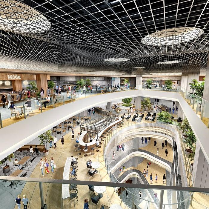 三井ショッピングパーク ららぽーと台湾南港/画像提供:三井不動産