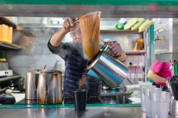 ミルクティ/画像提供:香港政府観光局