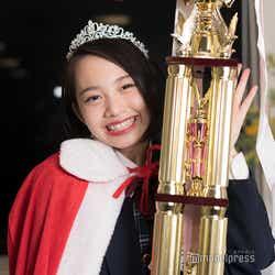「女子高生ミスコン2019」グランプリ・あーーゆ