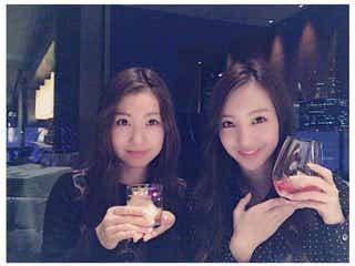 板野成美、姉・板野友美との姉妹2ショット写真公開