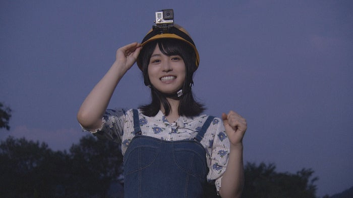 長濱ねる(C)NHK