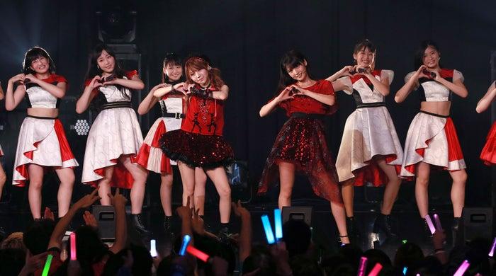 道重さゆみ、田中れいながサプライズ登場した公演の様子(提供写真)