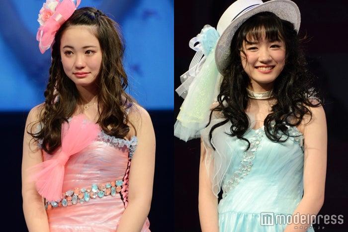 (左より)高嶋芙佳、永野芽郁(C)モデルプレス