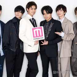 (左から)長谷川慎、川村壱馬、片寄涼太、白濱亜嵐、吉野北人、藤原樹(C)モデルプレス