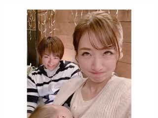 辻希美&杉浦太陽、夫婦変顔ショット公開「これぞ平成のバカップル」