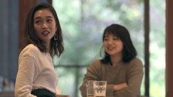 りさこ、優衣「TERRACE HOUSE OPENING NEW DOORS」42nd WEEK(C)フジテレビ/イースト・エンタテインメント