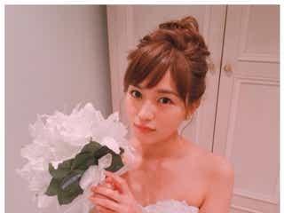 川口春奈がウェディング姿披露 「理想の花嫁」「もはや天使」ファン悶絶の美しさ