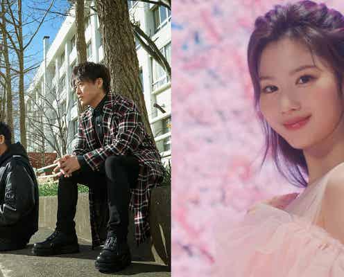 """TWICE・SANA、コブクロ「卒業」新MV出演  """"大阪出身""""繋がりで「光栄です」"""
