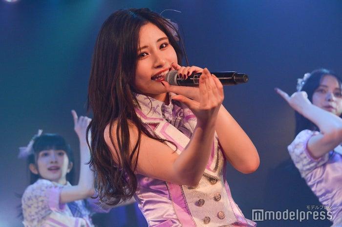 谷川聖/AKB48チーム8「その雫は、未来へと繋がる虹になる。」公演 (C)モデルプレス