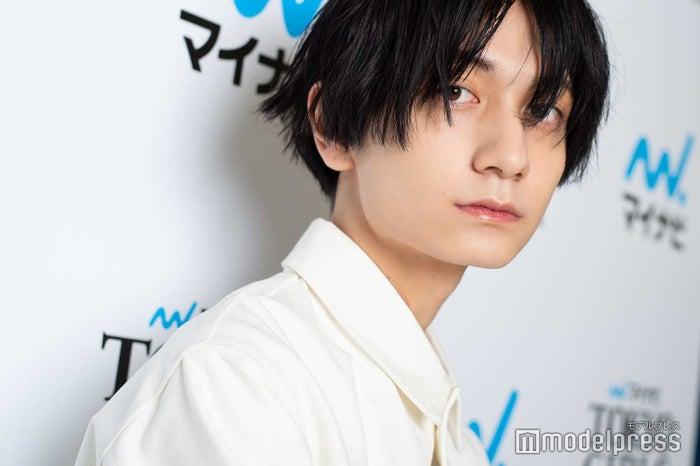 モデルプレスのインタビューに応じた吉井添(C)モデルプレス